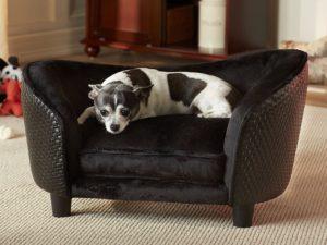 canap pour chien blacky - Canape Pour Chien Grande Taille