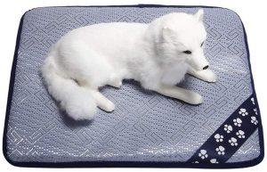 couverture refroidissante pour chien